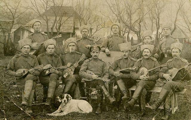 Военные музыканты