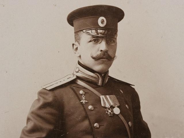 Полковник Эрнст. Николаевское кавалерийское училище. 13-го драгунского Военного Ордена полка
